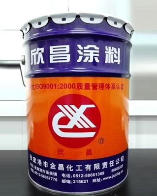 J52-10A氯化橡胶防腐涂料厚浆型